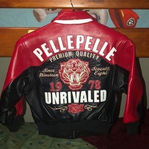 Pellepelle leather jacket